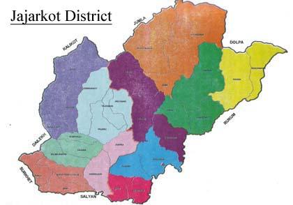 jajarkot_map